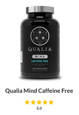 Qualia Mind Caffeine Free