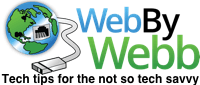 WebByWebb.com logo